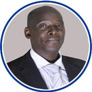 Mr Augustine Wasike   VICE CHAIRMAN